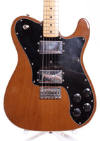 1999 Fender Japan Telecaster Deluxe mocca brown