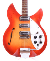 1964 Rickenbacker Model 1998 Rose Morris / 345 fireglo