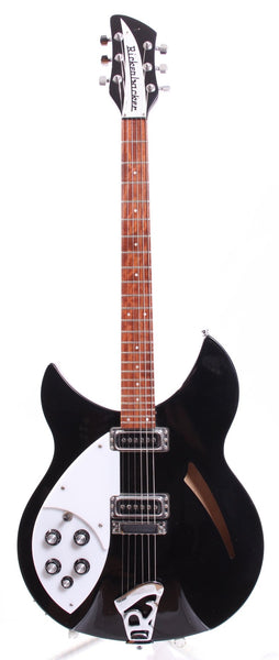 2008 Rickenbacker 330 LEFTY jetglo