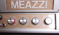 1970s Meazzi 666 Amp with built in Tape Echo