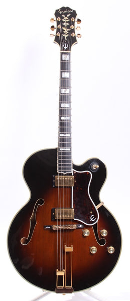 1984 Epiphone Emperor antique sunburst
