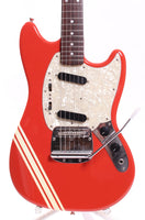 2007 Fender Mustang 60s Reissue Competition Fiesta Red