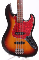 2000 Fender Jazz Bass 62 Reissue sunburst