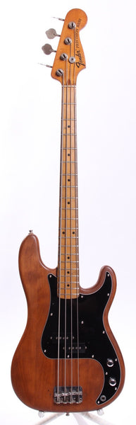 1973 Fender Precision Bass natural brown