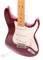 1993 Fender Stratocaster American Vintage 57 Reissue candy apple red