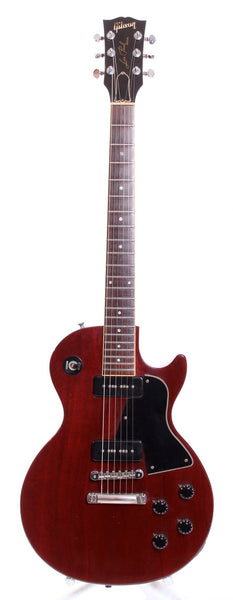 1991 Gibson Les Paul Special cherry red