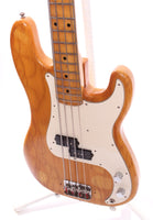 1974 Fender Precision Bass natural