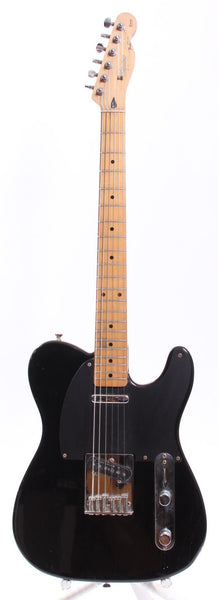 1993 Squier Japan Telecaster black
