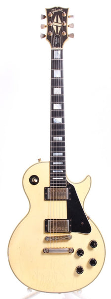 1991 Gibson Les Paul Custom alpine white