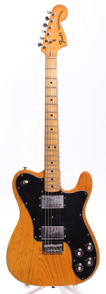1973 Fender Telecaster Deluxe natural