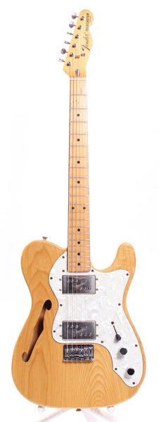 1984 Fender Telecaster Thinline 72 Reissue natural