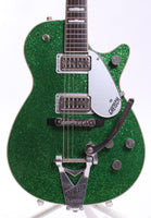 1994 Gretsch Duo Jet 6129 green sparkle