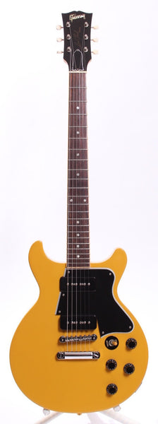 1997 Gibson Les Paul Special DC tv yellow