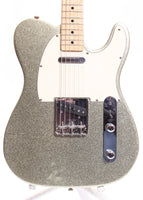 1994 Fender Sparkle Telecaster Custom Shop silver metallic