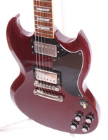 1990 Gibson SG 62 Reissue cherry red