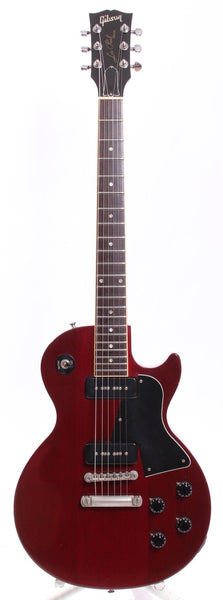 1996 Gibson Les Paul Special cherry red