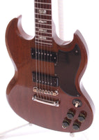 1974 Gibson SG Special cherry red