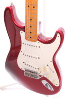1995 Fender Stratocaster American Vintage 57 Reissue candy apple red