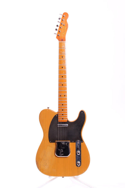 1981 Fender Telecaster '52 Reissue butterscotch blonde