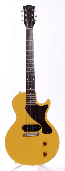 2002 Epiphone by Gibson Japan Les Paul Junior tv yellow