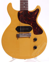 1996 Gibson Les Paul Junior DC tv yellow