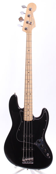 2006 Fender Jazz Bass USA black
