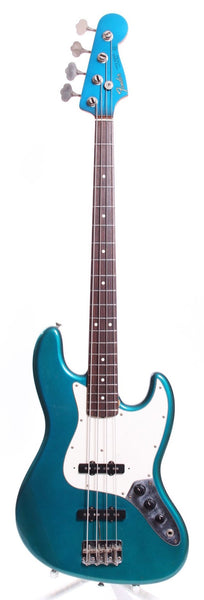1991 Fender Jazz Bass 62 Reissue lake placid blue