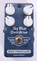 2010s Mad Professor Sky Blue Overdrive