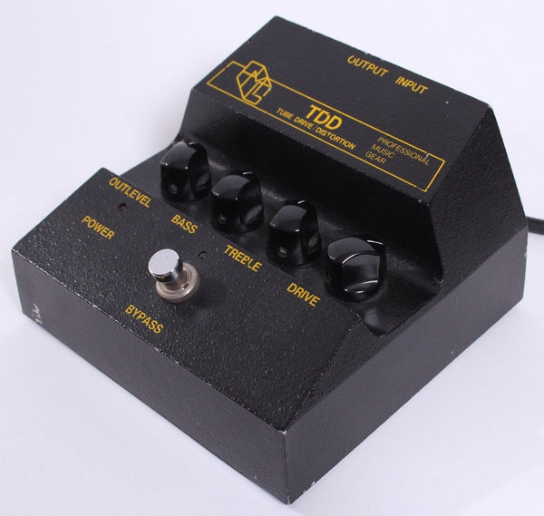 1980s PGM Tube Drive Distortion