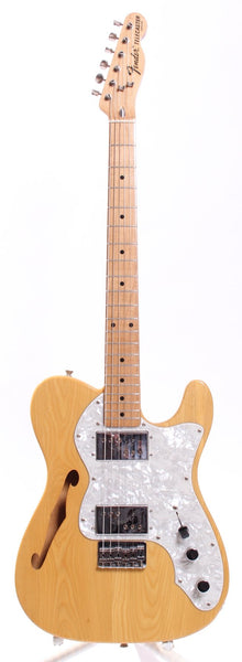 1998 Fender Telecaster Thinline 72 Reissue natural