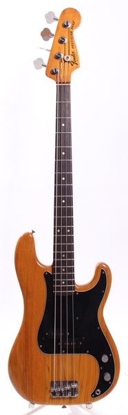 1979 Fender Precision Bass natural