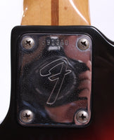 1974 Fender Jazz Bass sunburst