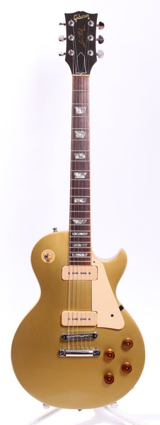 1975 Gibson Les Paul Deluxe Standard Conversion goldtop