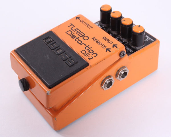 1987 Boss Turbo Distortion DS-2