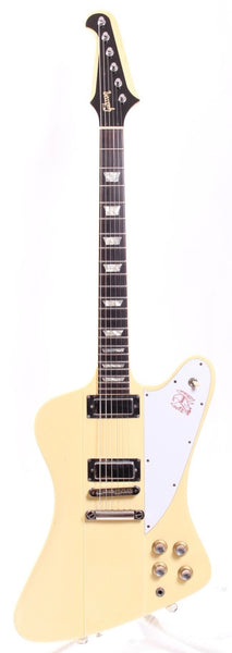 1990 Gibson Firebird V alpine white
