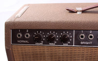1962 Fender Vibrolux Brownface