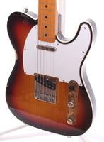 1990s Fender USA Japan Telecaster Custom sunburst