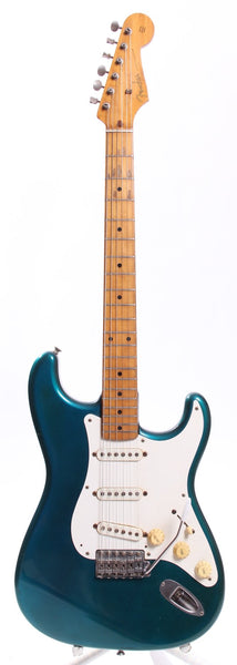 1990 Fender Stratocaster 57 Reissue lake placid blue