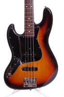 2008 Fender Japan / USA Jazz Bass '62 Reissue sunburst LEFTY