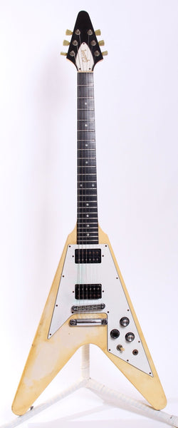 1995 Gibson Flying V alpine white