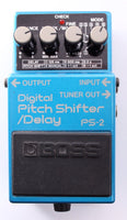 1991 Boss PS-2 Pitch Shifter / Delay