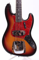 2007 Fender Jazz Bass 65 Reissue sunburst