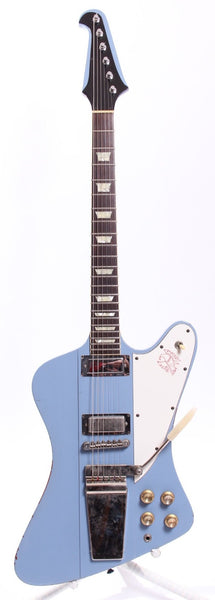 1990 Orville by Gibson Firebird V frost blue
