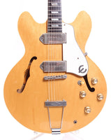 1996 Epiphone Japan Casino natural
