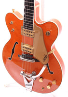 2003 Gretsch 6120 DC Nashville 1962 Reissue orange