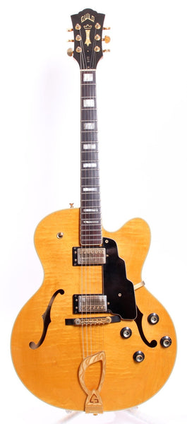 1989 Guild Manhattan X-170 natural