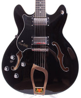2011 Hagstrom Viking LEFTY black