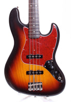 1989 Fender Jazz Bass 62 Reissue EXTRAD sunburst