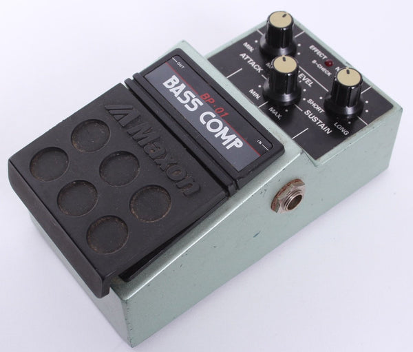 1980s Maxon Bass Comp BP-01