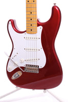 2010 Fender Japan Stratocaster '57 Reissue candy apple red LEFTY